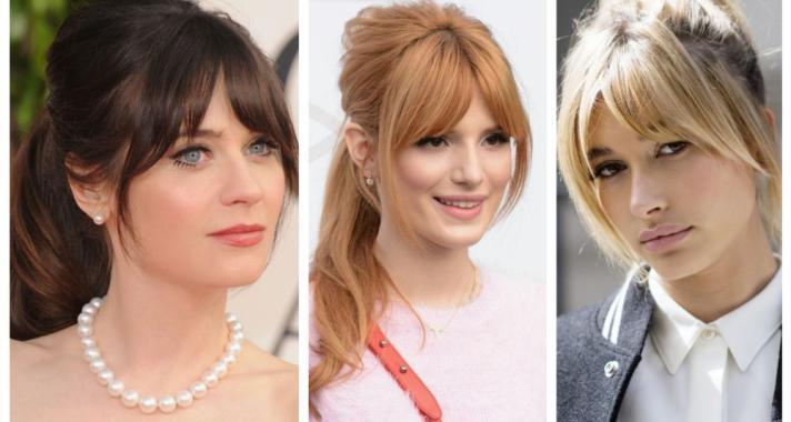Top10: aktuális kedvencünk az összefogott haj és a frufru