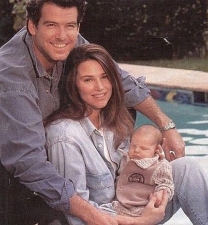 Létezik igazi szerelem! Pierce Brosnan és felesége az igazi példa rá