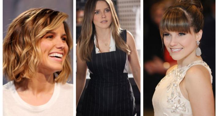 Top10: a legjobb frizura ötletek Sophia Bush-tól