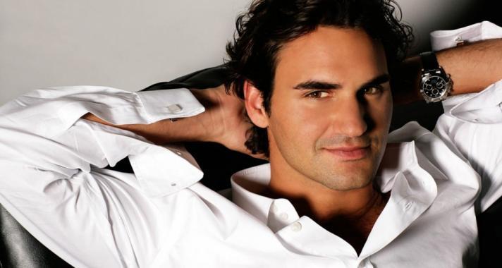 Top10: képek, melyek bizonyítják, hogy Roger Federer a világ egyik legsármosabb sportolója