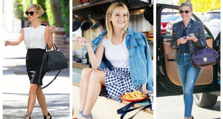 Stílusikola: csinos outfit ötletek Reese Witherspoon