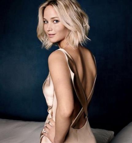 Top10: frizura tippek Jennifer Lawrence-től
