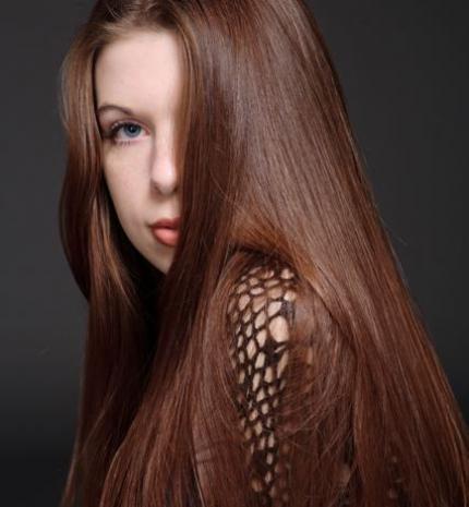 Top10: csodás gesztenyebarna hajszín