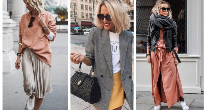 Stílusiskola: outfitek, melyekkel észrevétlenül átsétálhatsz a nyárból az őszbe