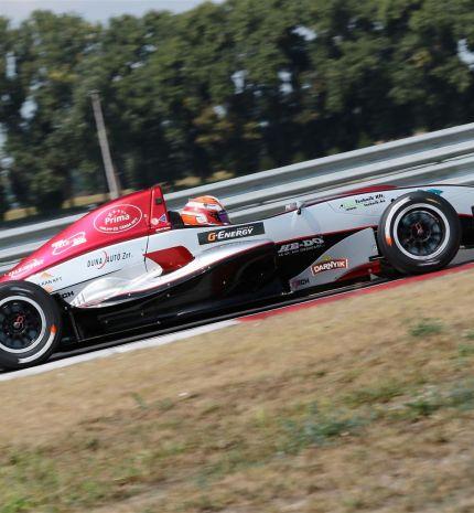 Cseh forduló - Ismét versenyben a Gender Racing