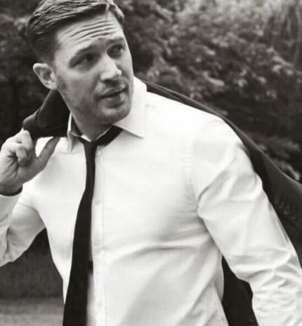Top10: kedvenc fotóink a születésnapos Tom Hardy-ról