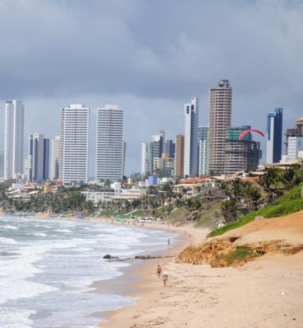Homokfutás, vízen járás, ökokalandozás… - Brazília