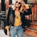 Stílusiskola: így viselj ősszel sárgát