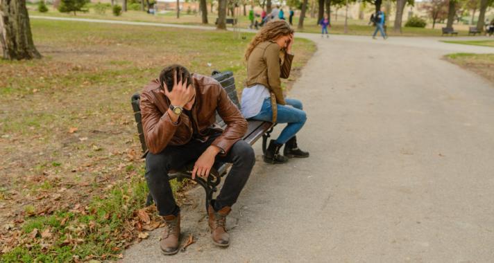 2 fontos jel, ami arra utal, hogy itt az ideje kilépned egy mérgező kapcsolatból