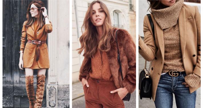 Stílusiskola: így viseld az ősz kedvencét, a barna színt