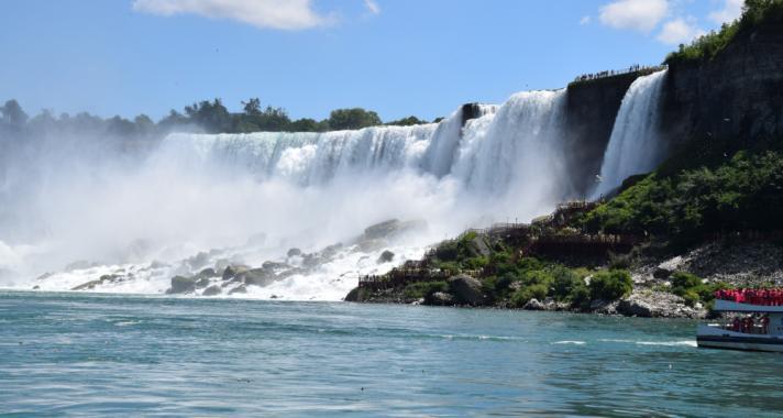 A mennydörgő víz - Niagara