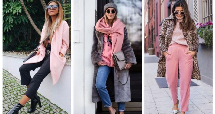 Stílusiskola: ősszel is viselj rózsaszínt