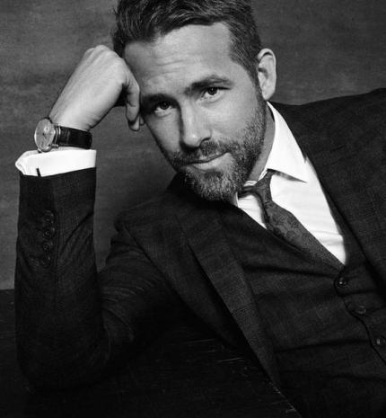 A születésnapos Ryan Reynolds Hollywood egyik legszexibb férfija