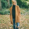 Stílusiskola: így viseld az alapdarabokat ősszel - szövetkabát