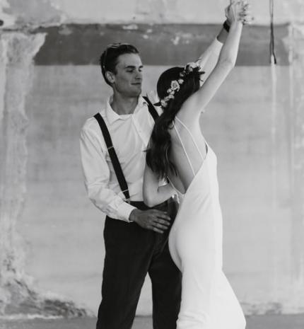 A Férfi és a nő tánca az égen