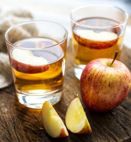 Az almaecet 8 jótékony hatása