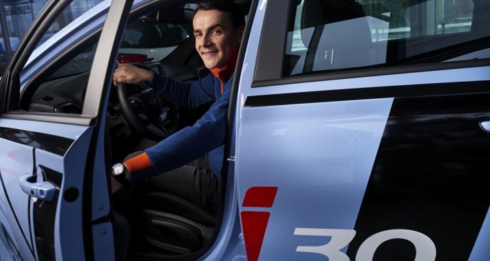 Michelisz Norbert ihlette a Hyundai új autóját