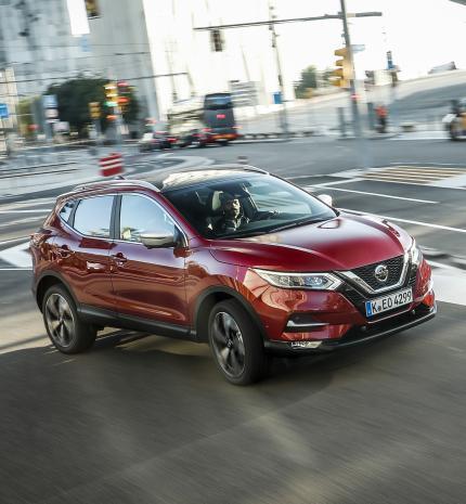 Terepen és úton - Kellemes napot töltöttünk az új Nissan Qashqai társaságában