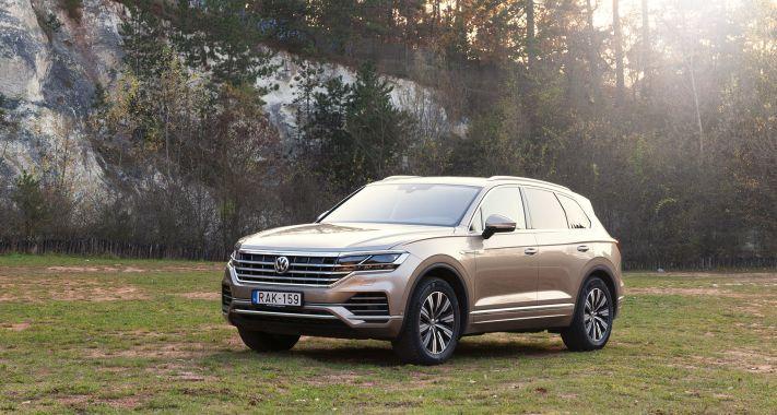 Luxus és kényelem utazás közben  - Kipróbáltuk az új Volkswagen Touareg-et