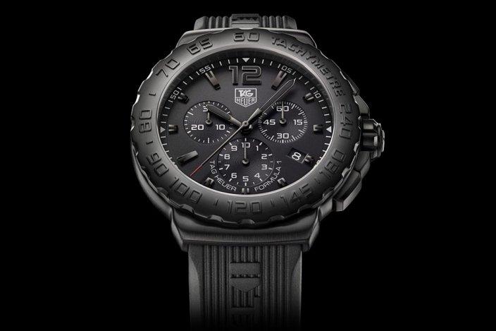 Tag Heuer Formula 1 Stealth Watch karóra