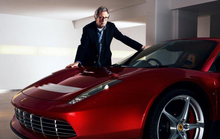 Elkészült a brit zenész egyedi Ferrarija