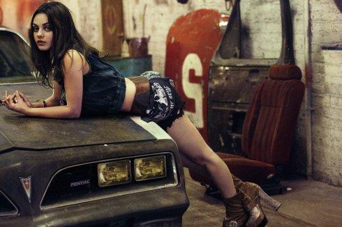 Mila Kunis, a lázadó