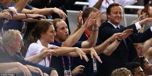 Fel a kezekkel Vilmos herceg!