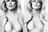 Nicole Kidman villantott