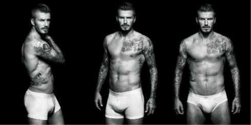David Beckham bajusszal is szexi