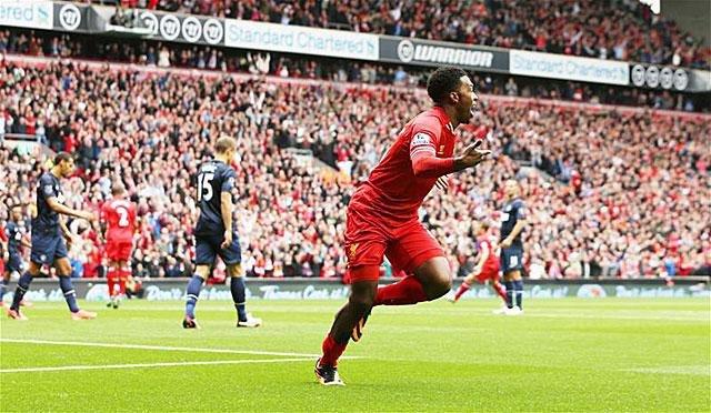 A Liverpool legyőzte az MU-t és vezeti a Premier League-et
