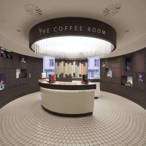 Kávészentélyek világszerte