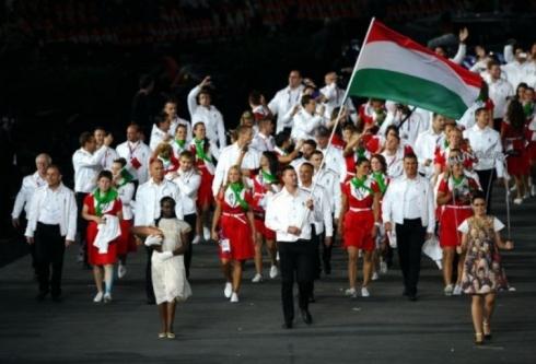 Ötkarikás magyar legek