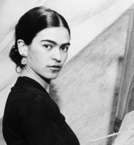 In memoriam Frida Kahlo