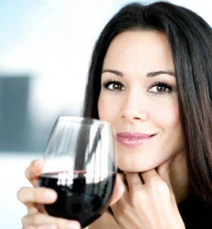 A vörösbor 6 szépítő tulajdonsága