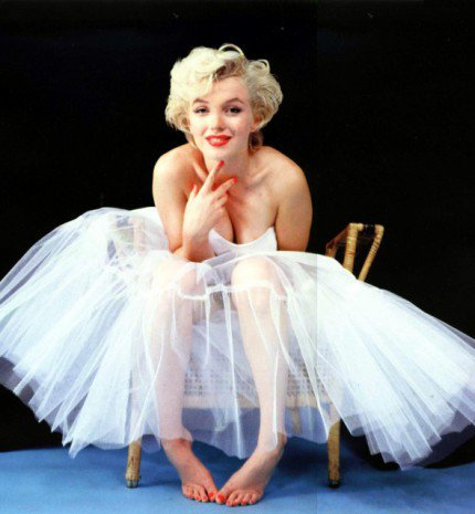 In memoriam Marilyn Monroe