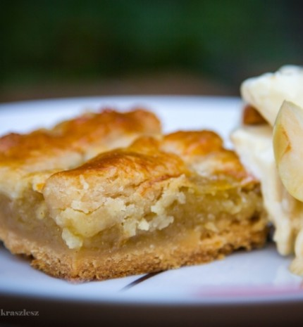 A Nagymamám almás pitéje