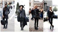 Stílusiskola: Hogyan viseld a bőrkabátod ősszel?