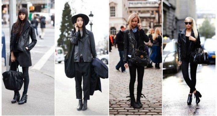 Stílusiskola: Hogyan viseld a bőrkabátod tavasszal?