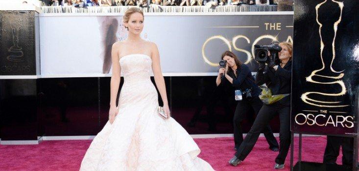 Jennifer Lawrence és a Dior szerelme