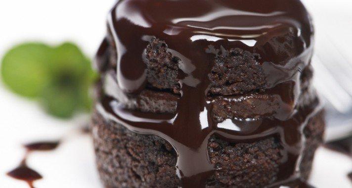 A legegyszerűbb csokis süti