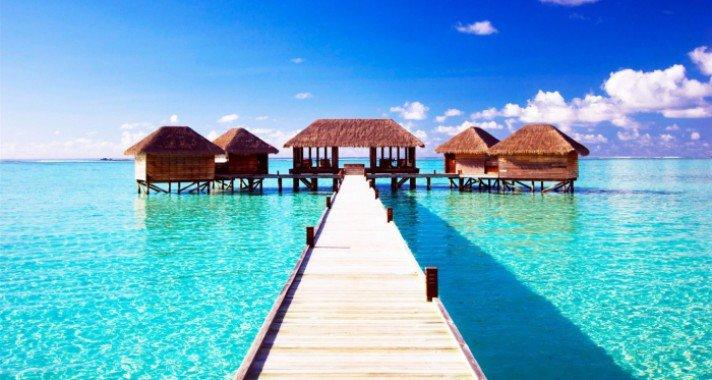A csodálatos Maldív-szigetek