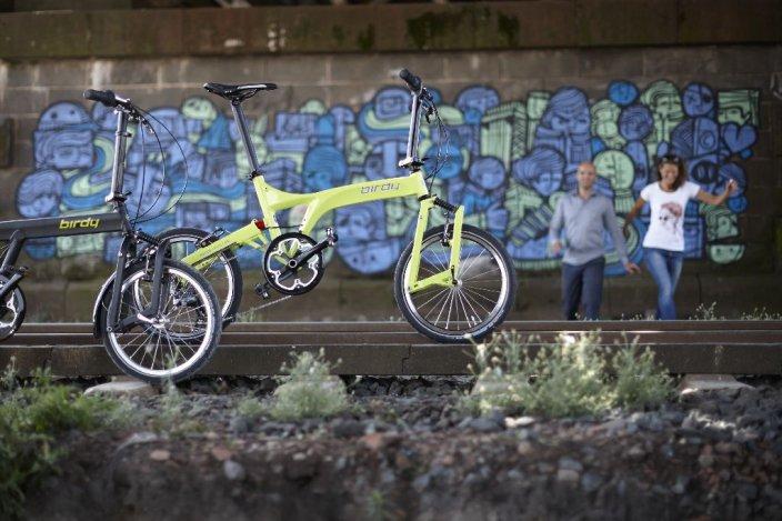 Mobilitás felsőfokon, azaz az összecsukható kerékpár