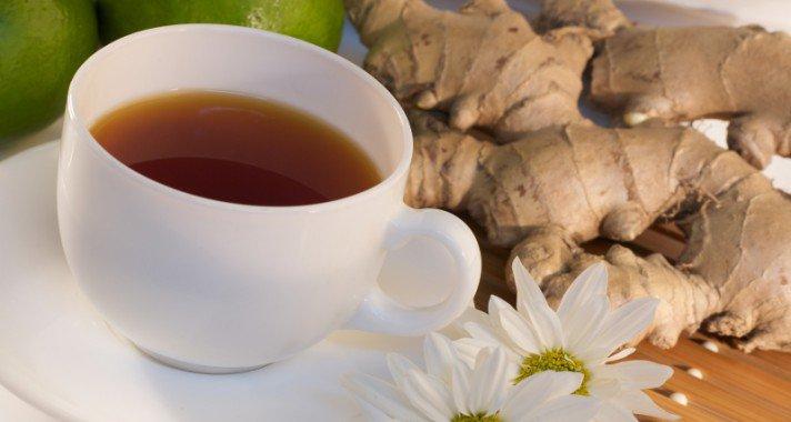 Hogyan készítsünk gyömbér teát?