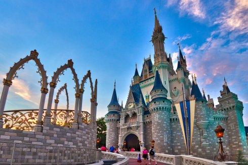 Disney paradicsomok