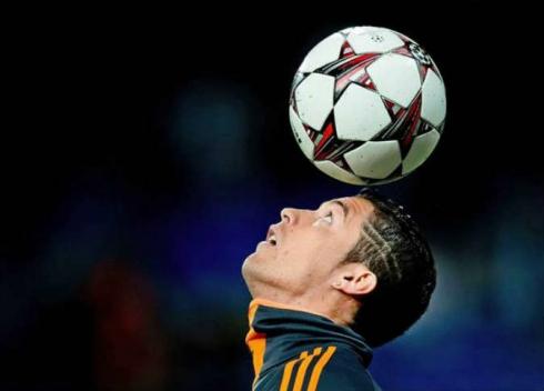 Isten éltessen Cristiano Ronaldo!