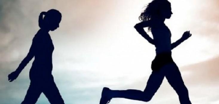 Miért gyalogolj futás helyett?