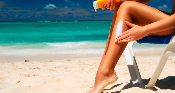 L'erbolario napvédő termékek