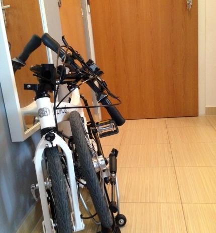 Praktikus? De még mennyire! Birdy kerékpárokról...