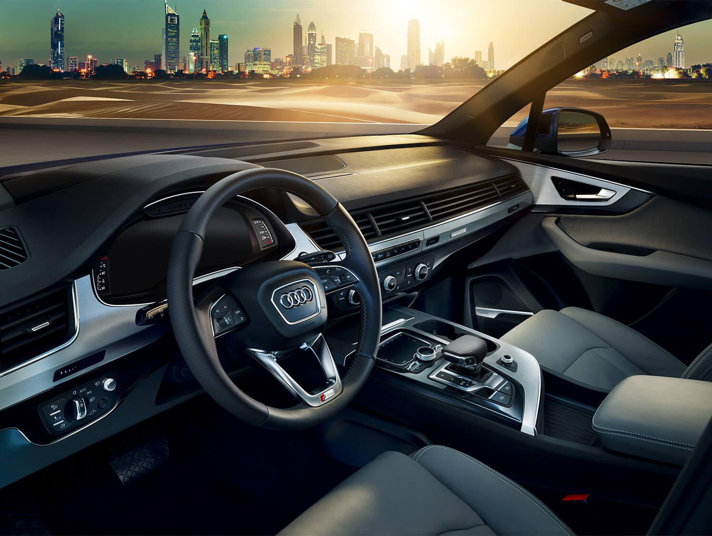 7 Személyes új Autó árak: A Kategória Mércéje: Az új Audi Q7
