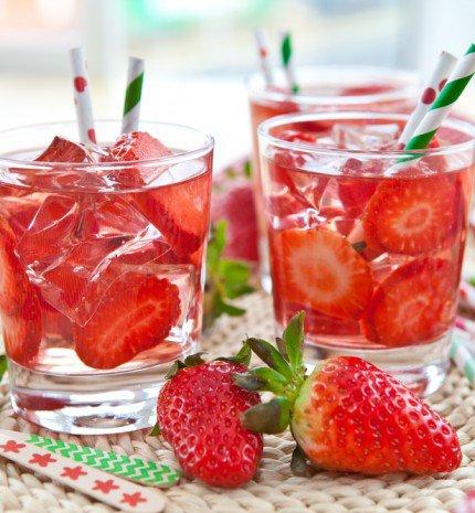 Hűsítő italok forró napokra